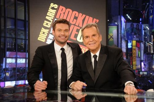 Dick clarkes rockin new year 2011