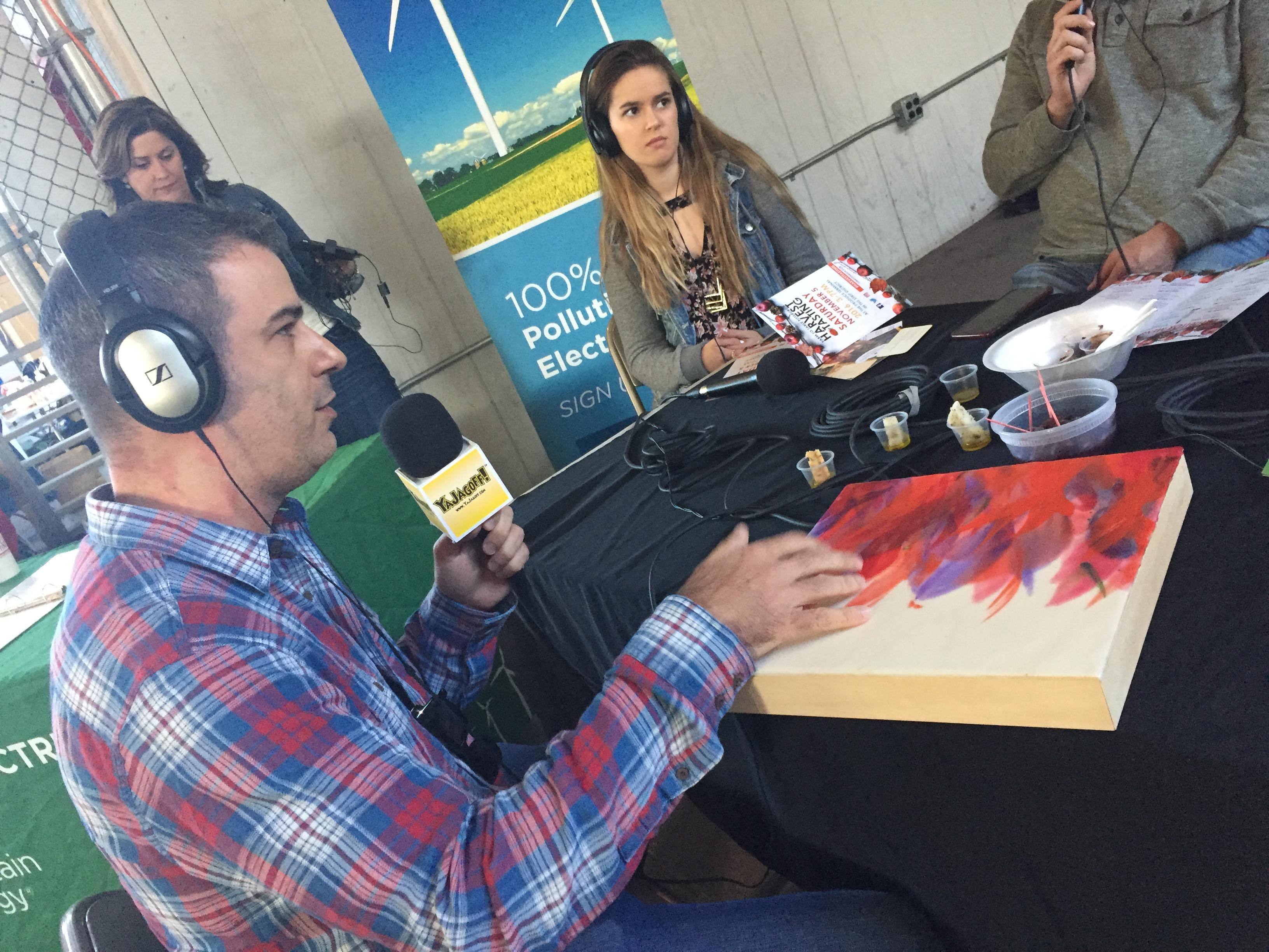 YaJagoff Podcast with Tony Landolina