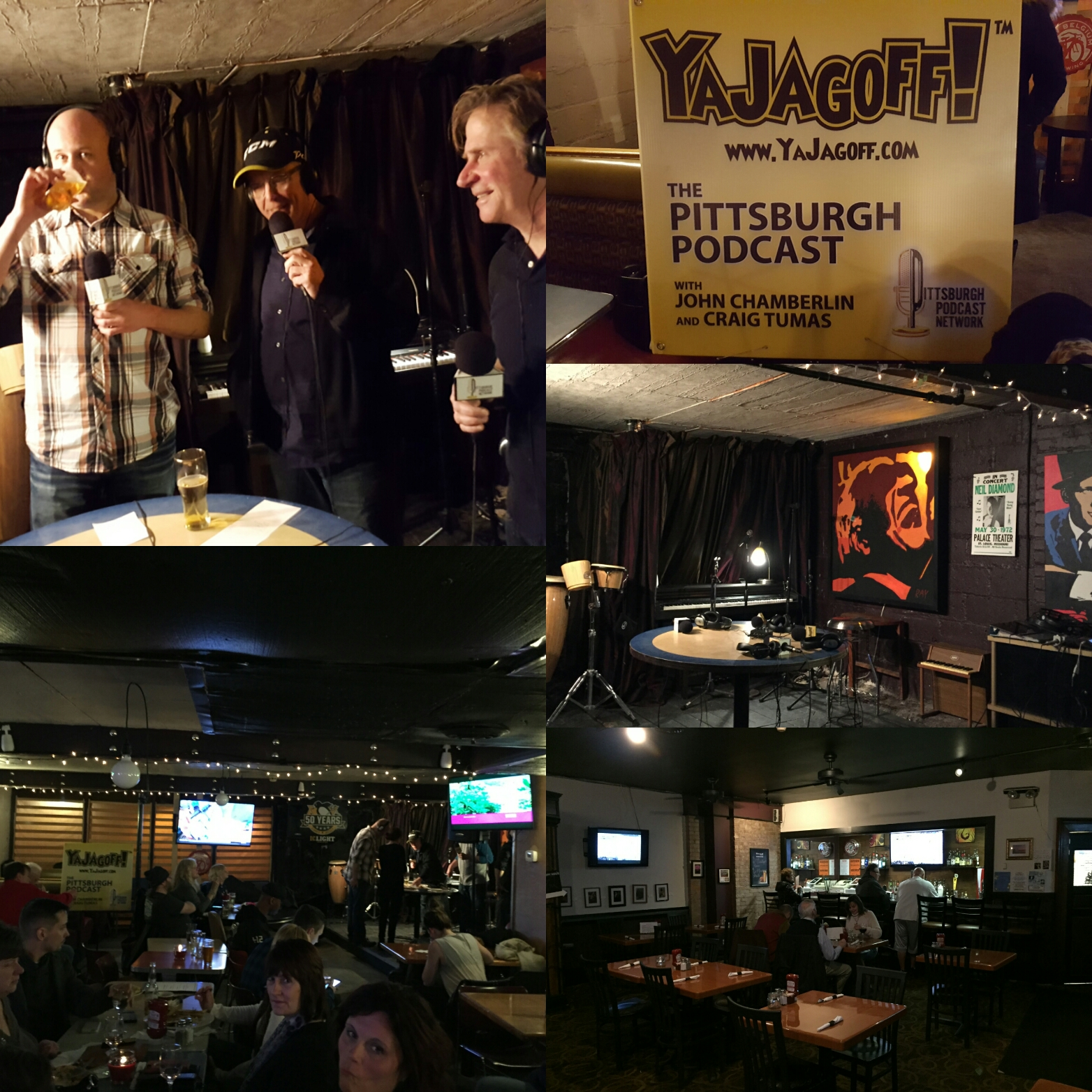 YaJagoff Podcast Episode 55, Remembering First Drinks at 565 Live in Bellevue