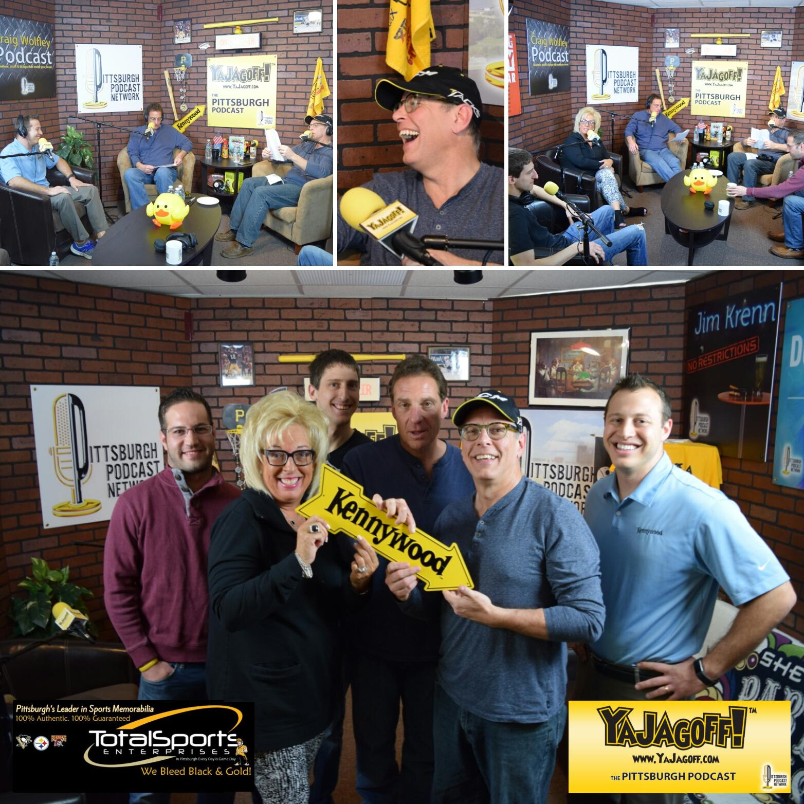 """YaJagoff Podcast, Episode 67 – """"Kennywood's Open and So Is The Foundry"""""""