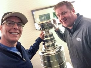 Since the Pens Raised the Banner….. Mike Bolt, Keeper of the Stanley Cup
