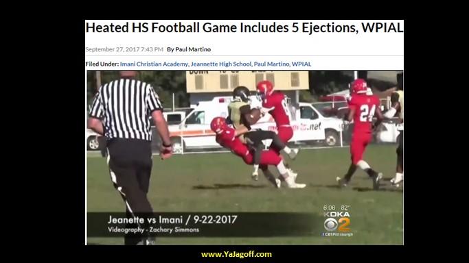Football Fightin' Fauxpaus