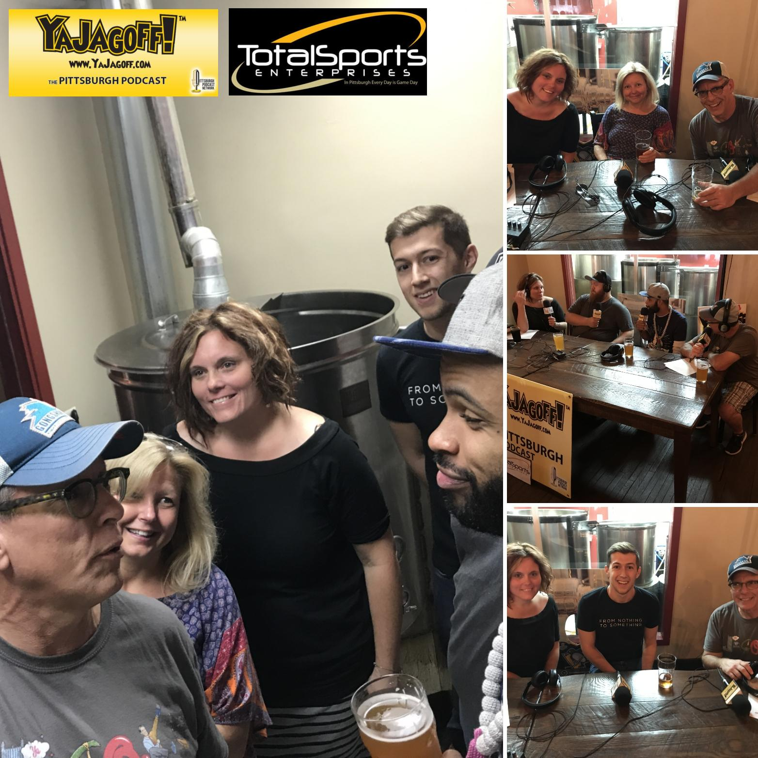 "#YaJagoffPodcast / Episode 90 ""Free Beers and a Free-Range Podcast"""