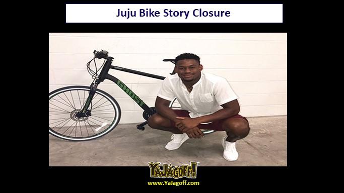 What Would Juju Do? – Bike Story Closure