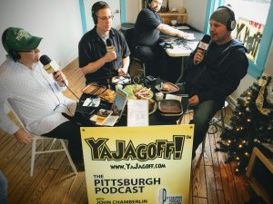Adda Coffee and Tee House on the YaJagoff Podcast