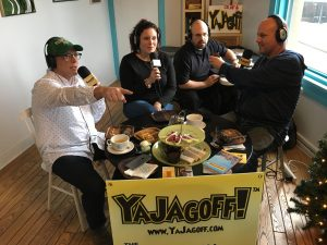 Dinner for 8 PGH on the YaJagoff Podcast