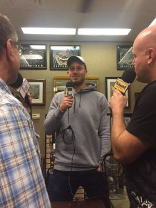 Steelers Jesse James on the YaJagoff Podcast