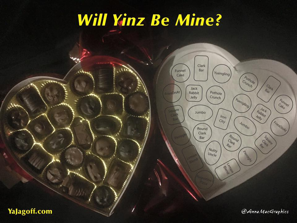The Perfect Pittsburgh Valentine Day?