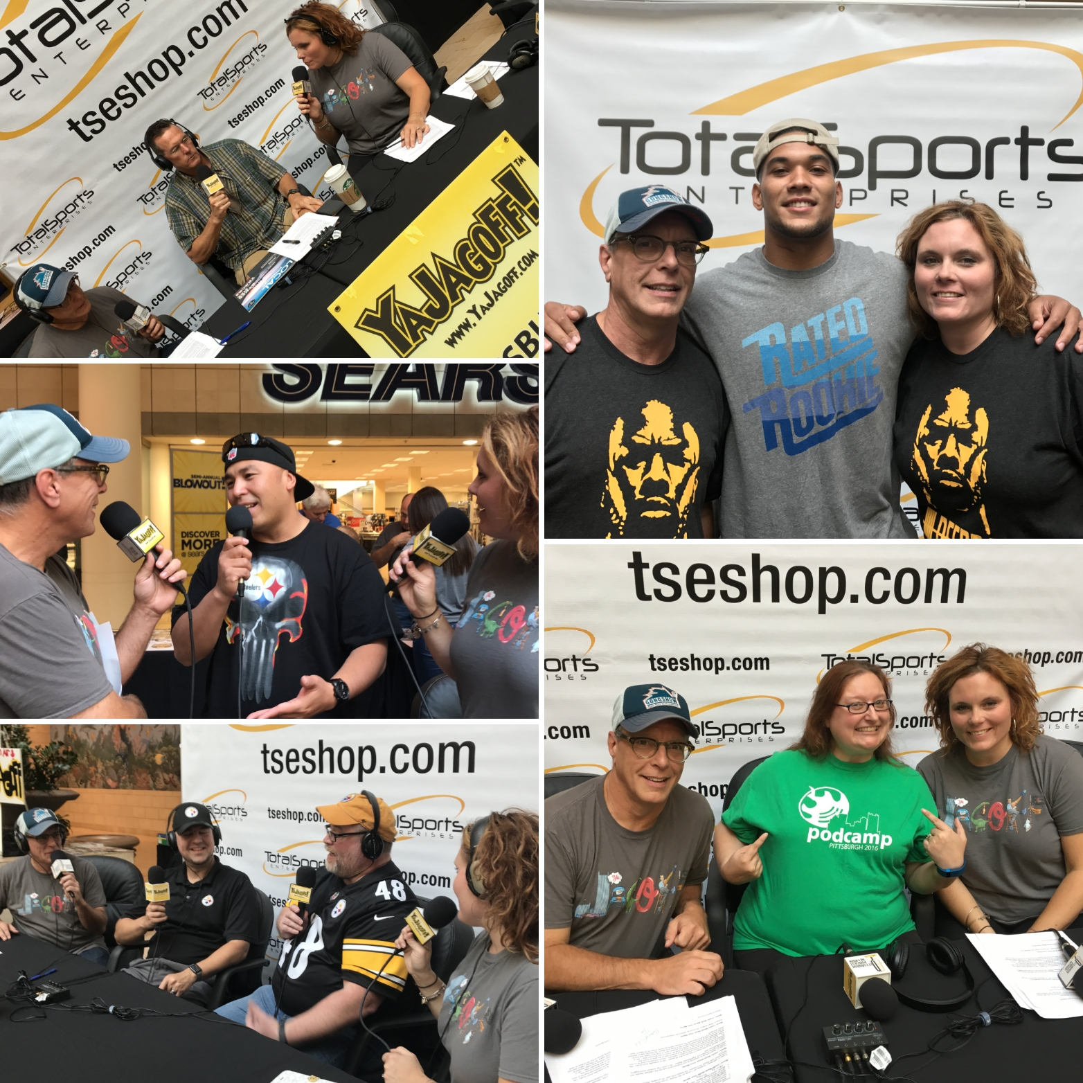 YaJagoff Podcast, Episode 86 – Featuring Steelers Rookie, James Conner