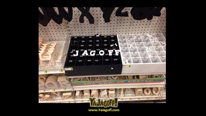 A Jagoffa-tier (Jagoff Artist) in Delaware!