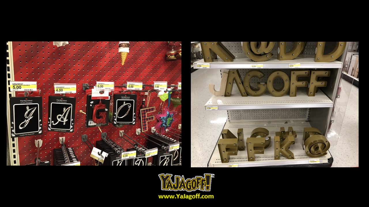 Coming to the End – Jagoff Displays